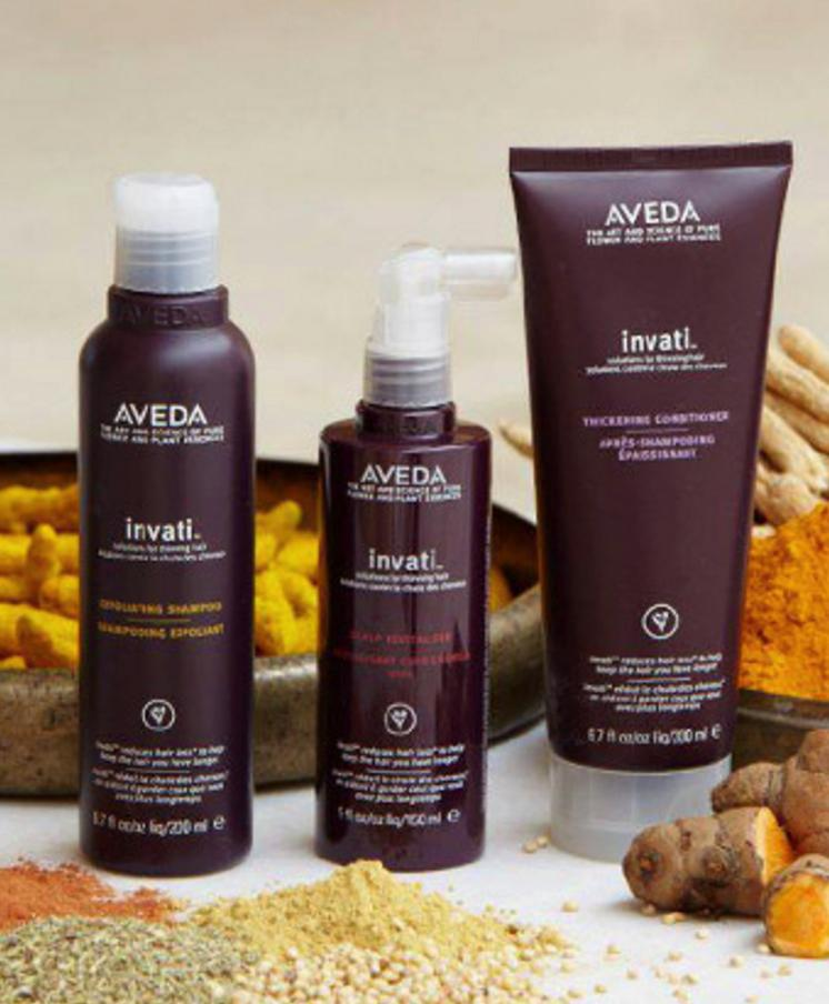 Free shipping + Stress -fix creme cleansing oil aveda invati™ system