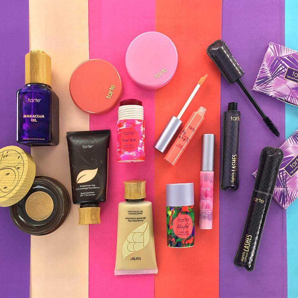 Dealmoon Exclusive! 20% Off Select Items @ Tarte Cosmetics