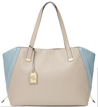 $49.99 Lauren Ralph Lauren Handbags Flash Sale @ macys.com