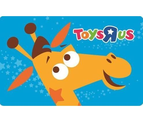 Toys R Us $100 Gift Card