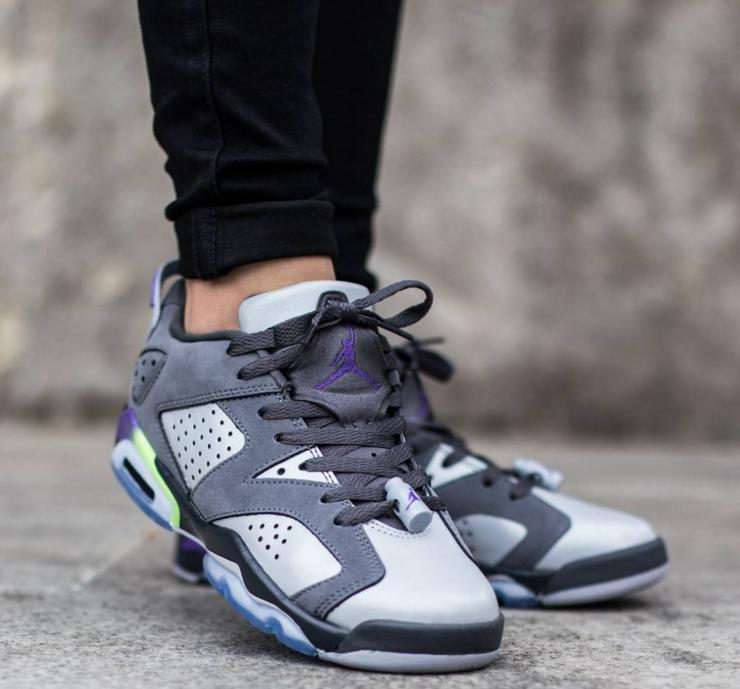 $63.9 AIR JORDAN RETRO 6 LOW Kids On Sale @ Nike Store