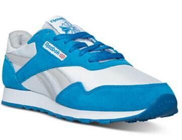Reebok Women's Royal Nylon Casual Sneakers @ macys.com