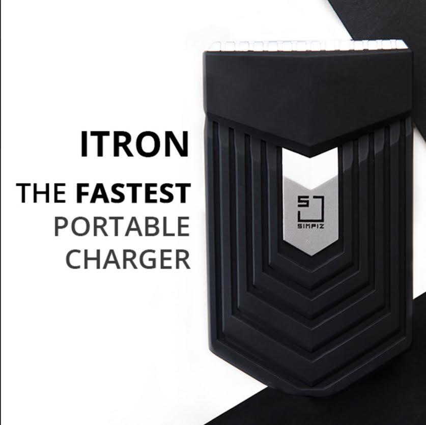 iTron portable charger