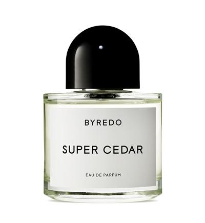 New Release Byredo launched new Super Cedar EDP
