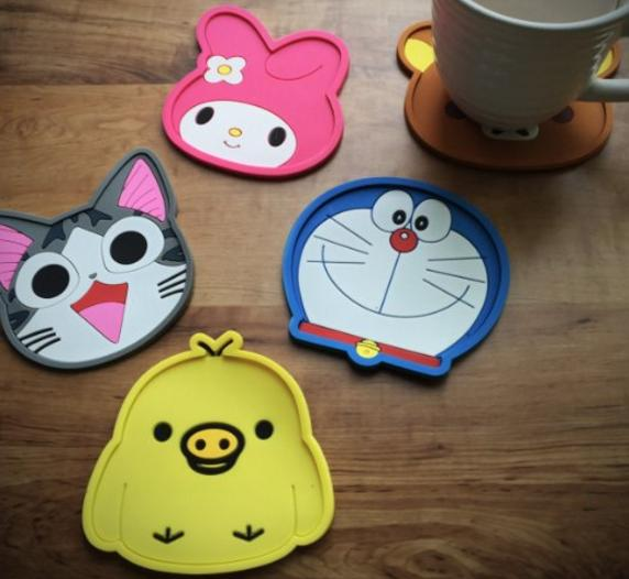 $13.95 Zilo(TM) Adorable Coasters - Set of 5