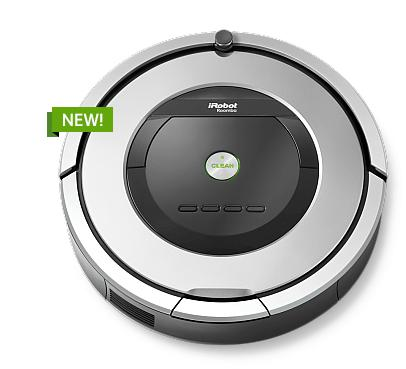 Weekly Deal! iRobot Roomba 860 Vacuum Cleaning Robot