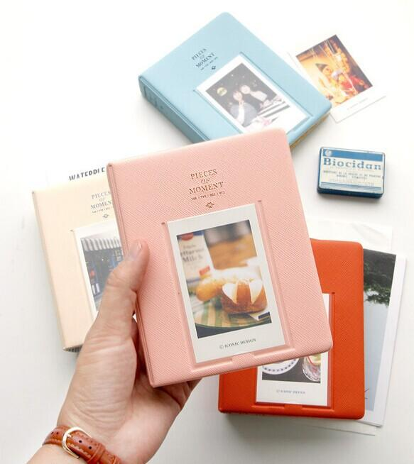 $5.87 Pockets Photo Album for Mini Fujifilm Instax 1 X 64