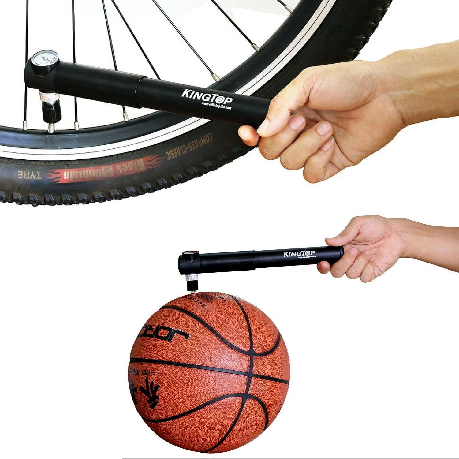 Kingtop Portable Bike Pump