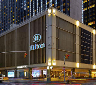 From $139/Night in New York City @ Hilton Hotels