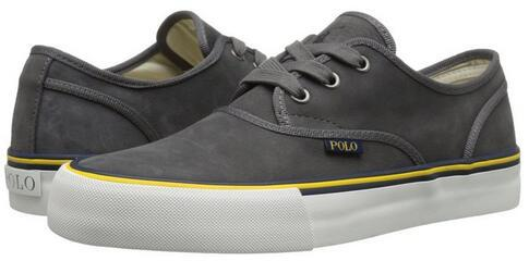 Polo Ralph Lauren Men's Morray Nubuck Fashion Sneaker