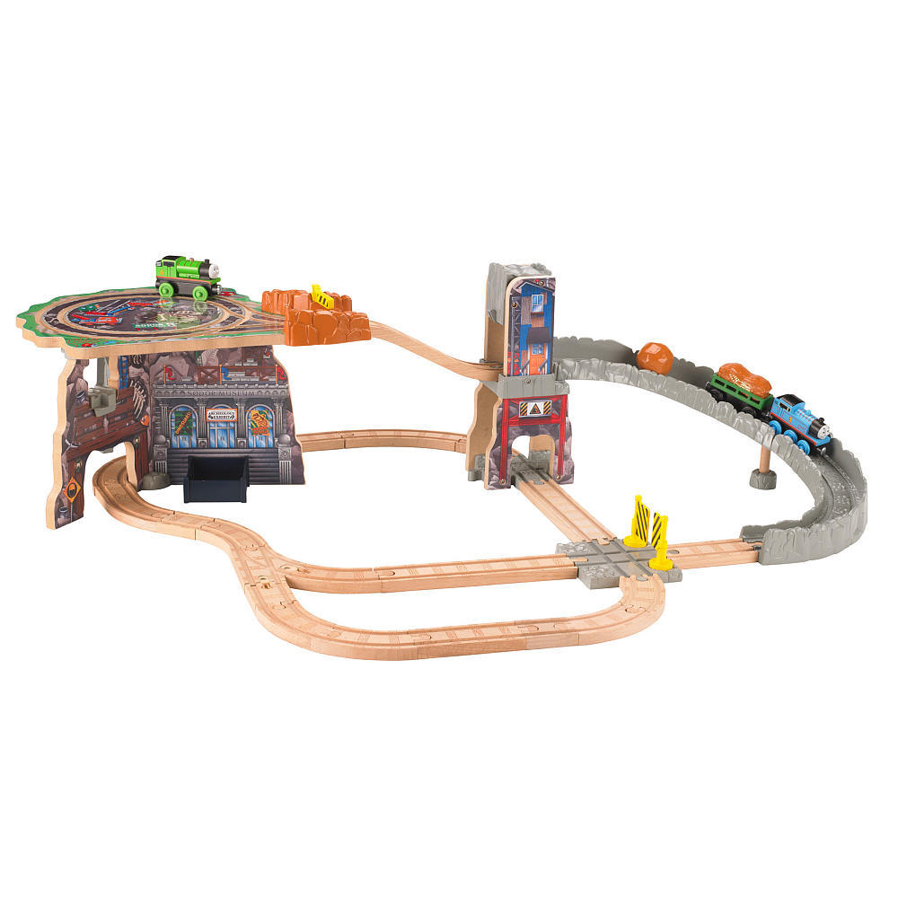 50% Off Select Thomas and Friends Wooden Railway Sets @ ToysRUs