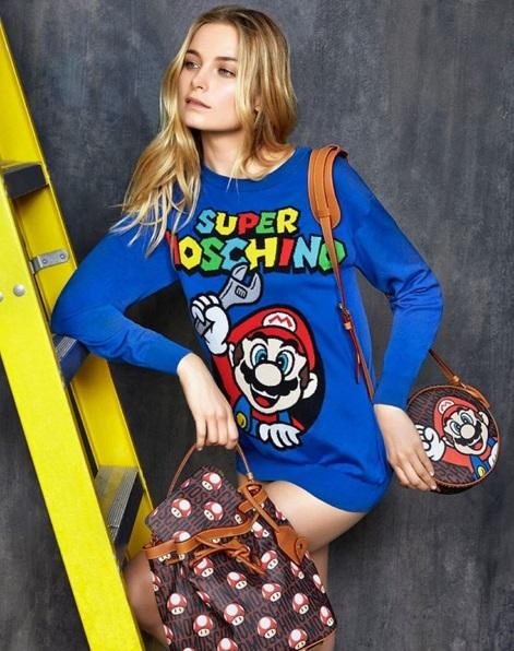 Up to 25% Off Moschino Apparel,Handbags and more @ shopbop.com
