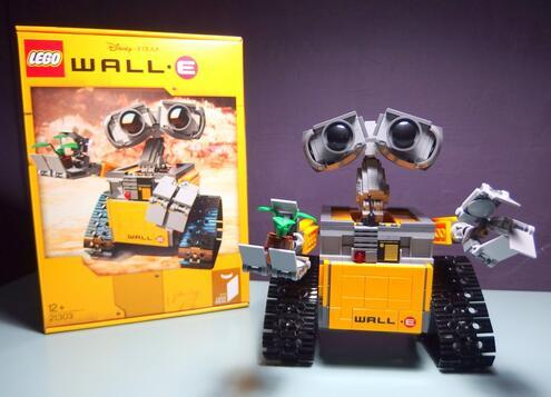$59.99 LEGO Ideas Wall-E 21303