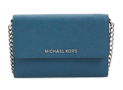 $94.8 MICHAEL Michael Kors 'Large Jet Set' Saffiano Leather Crossbody Bag @ Nordstrom