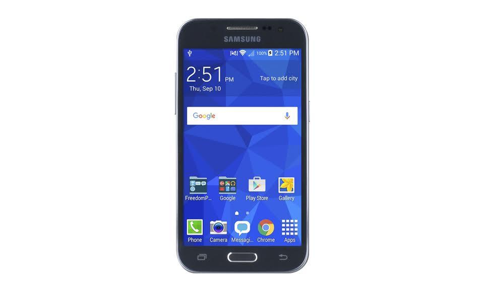 $29.99 w/ 1-month Premium Plus service Samsung Galaxy Core Prime (Certified Pre-Owned)