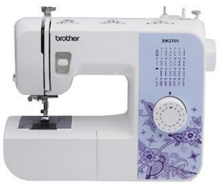 $74.99 Brother XM2701 Lightweight, Full-Featured Sewing Machine