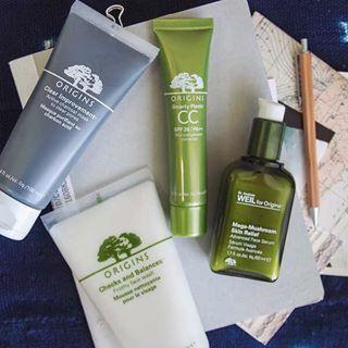Free 1 Deluxe Samples with $30 Purchase @ Origins