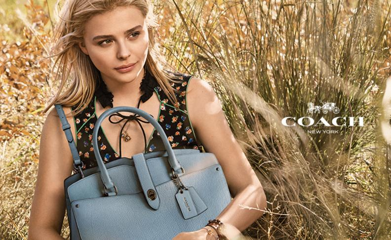 $75 Off $350 with Coach Handbags Purchase @ Bloomingdales