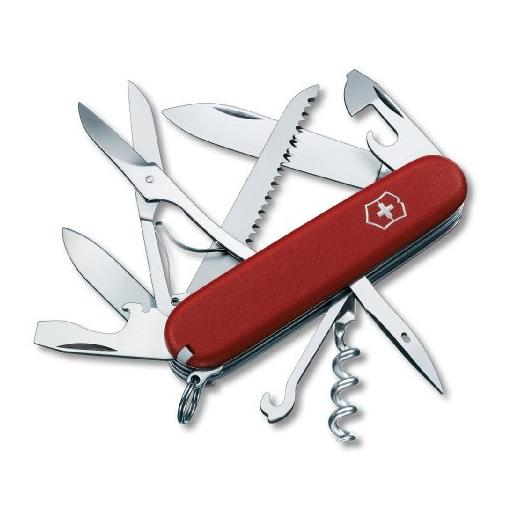 $22.39 Lightning deal! Victorinox Swiss Army Huntsman II Knife