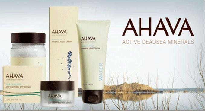 Dealmoon Exclusive: Free 5 Deluxe Sample with Orders over $40 @ AHAVA