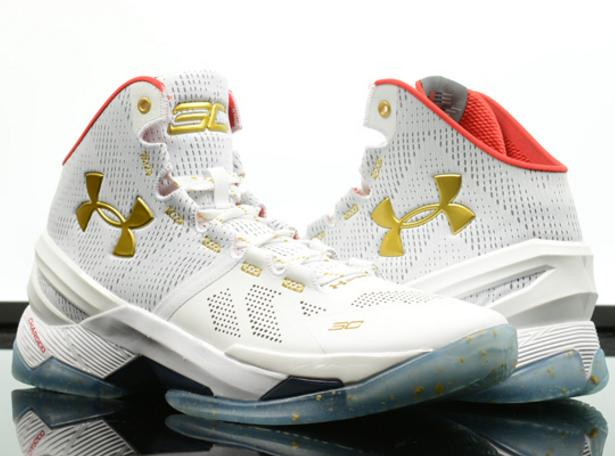 $120.0 UNDER ARMOUR CURRY HI ASG SNEAKER @ Jimmy Jazz