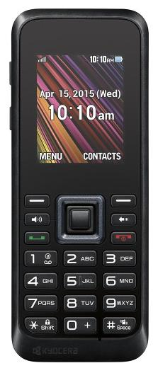 $3.99 T-Mobile Prepaid Kyocera Rally No-Contract Cell Phone