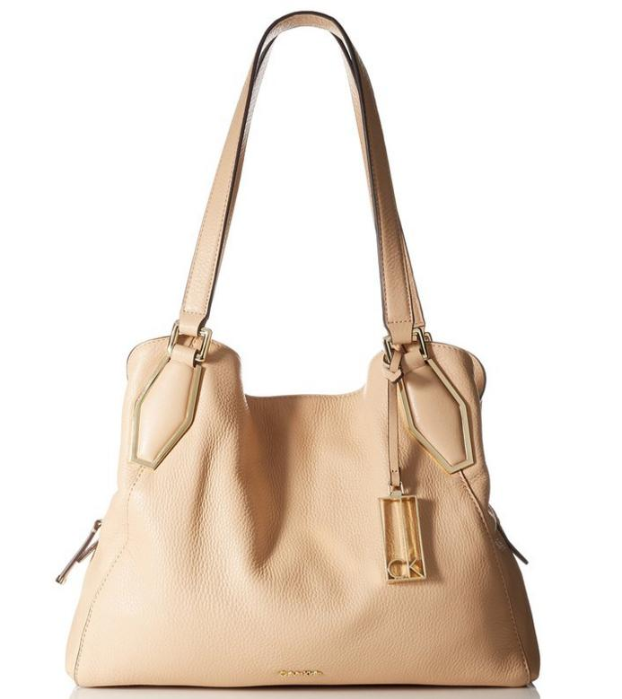 Lowest price! $122.02 Calvin Klein Pebble Shopper Hobo Bag