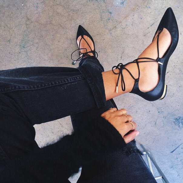 Up to 25% Off Aquazzura Shoes @ shopbop.com