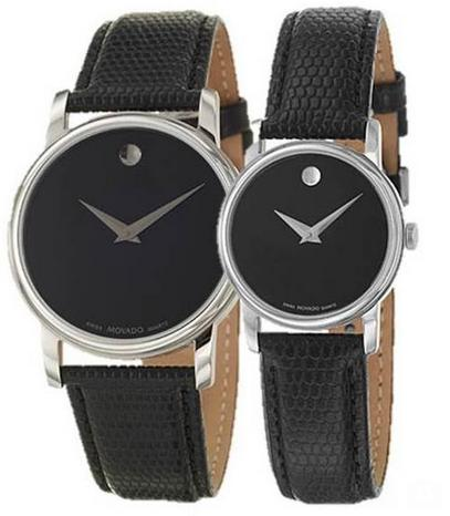 $179 Each Movado Museum Watch 2100002 or 2100004