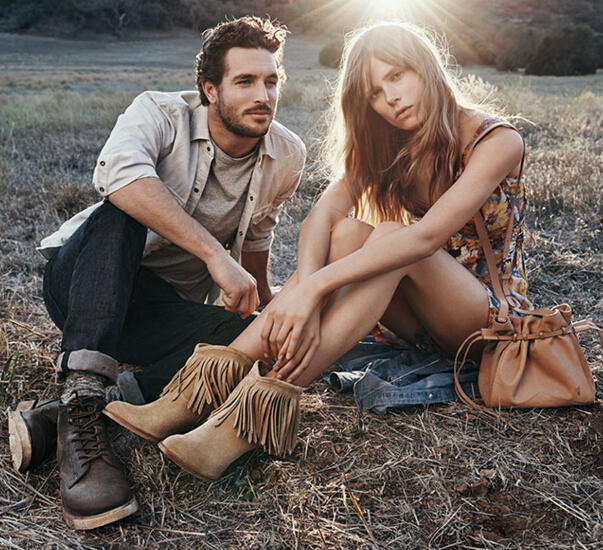 Up to 40% Off@ The FRYE Company