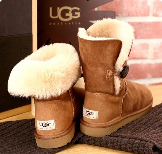 Up to 80% Off UGG Bailey Button Women's Boots @ 6PM.com