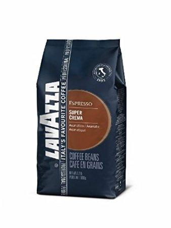 Lowest price! $12.78 Lavazza Super Crema Espresso - Whole Bean Coffee, 2.2-Pound Bag