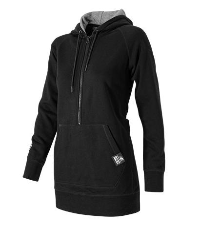 New Balance Essentials Plus Half Zip Hoodie