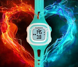 $89.99 Garmin Forerunner 15 GPS Running Watch @ Amazon.com