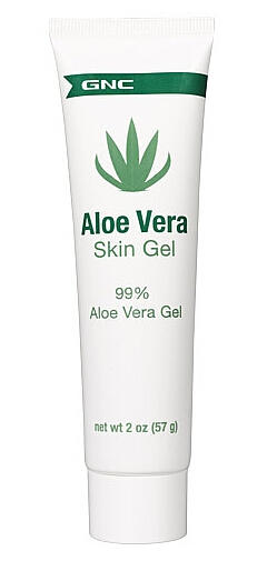 3 For $4 GNC Aloe Vera Skin Gel 2 oz.