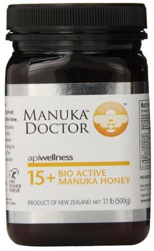 $22.84 Manuka Doctor Bio Active Honey, 15 Plus, 1.1 Pound