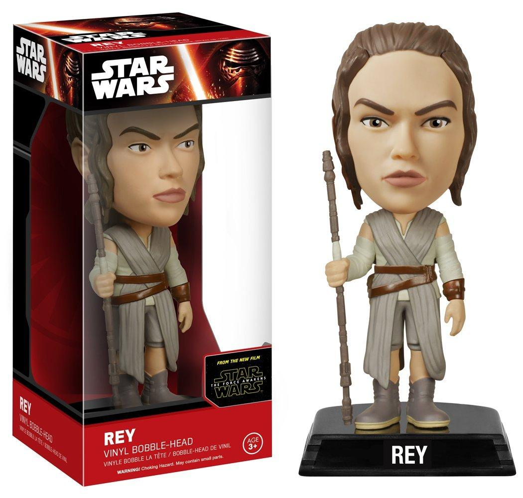 Star Wars Episode 7 - Rey Wacky Wobbler