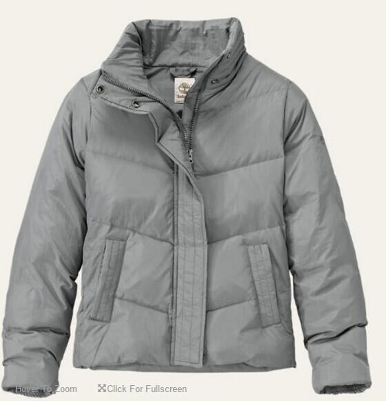 $59 MOUNT MADISON SHORT DOWN COAT @ Timberland