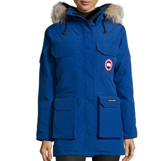 Canada Goose Expedition Fur-Hood Parka @ Neiman Marcus