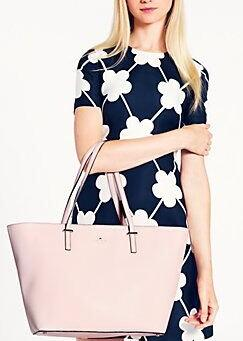 Extra 25% Off + From $74 Tote Bags On Sale @ kate spade