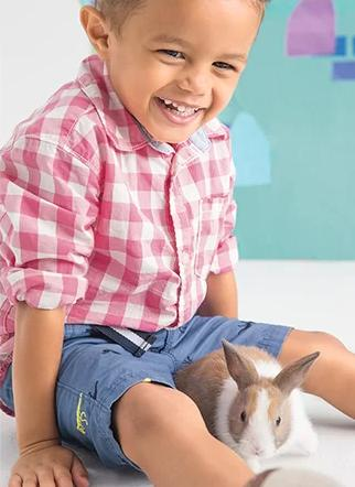 From $7 Children's Shorts Sale @ Carter's