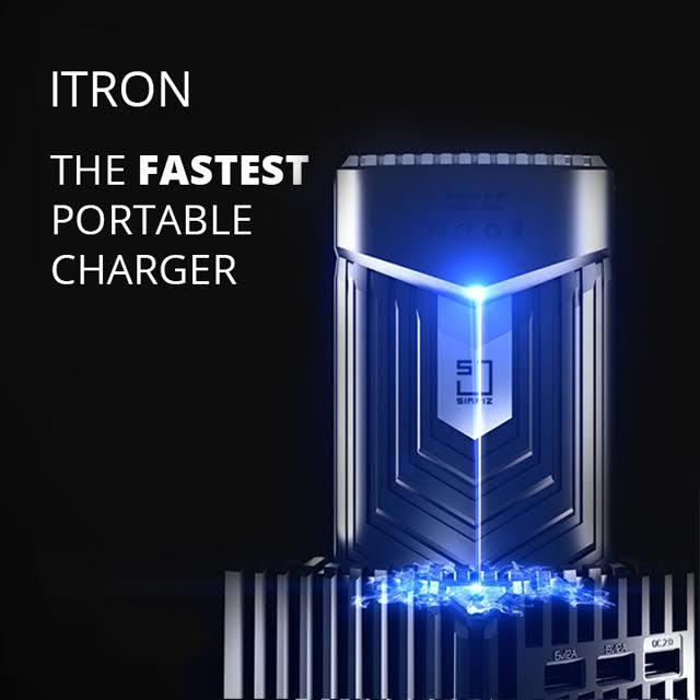 $69 iTron portable charger