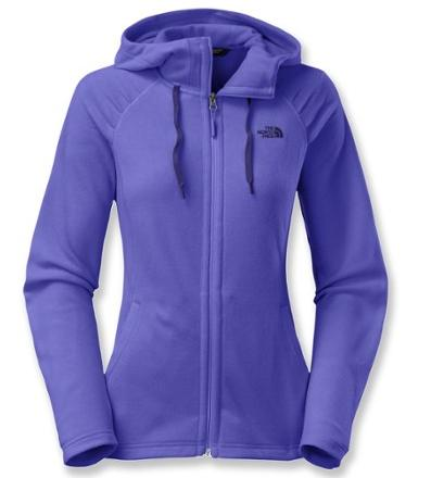 The North Face Mezzaluna Fleece Hoodie - Women's, Multiple Colors