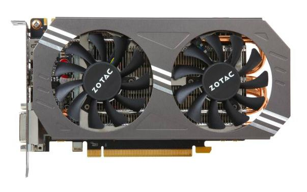 ZOTAC GeForce GTX 970 4GB 256-Bit GDDR5 Video Card