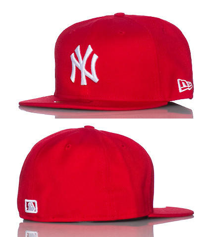 $14.99 New Era New York Yankees Mlb Snapback Cap,Medium