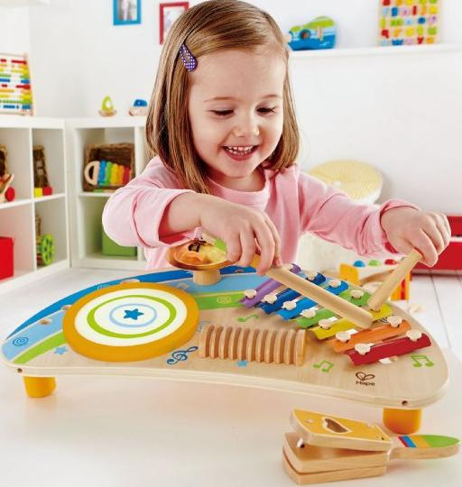 Hape - Early Melodies - Mighty Band @ Amazon