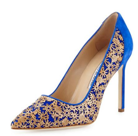 Up to 50% Off Select Manolo Blahnik Shoes @ Bergdorf Goodman