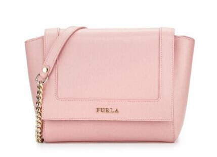 Furla Ginerva Mini Leather Crossbody Bag @ LastCall by Neiman Marcus