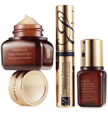 $60 ($80 Value) Estée Lauder Beautiful Eyes: Advanced Night Repair Value Set @ macys.com