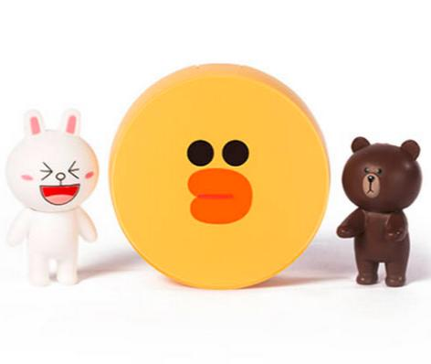 $18.3 M Line Friends Edition Magic Cushion Moisture Special Package,#No. 21